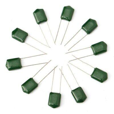 140pcs 14 Value 10 630v Polyester Fixed Capacitor Assorted Kit 2j102j-2j683j 10