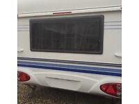 Hobby caravan 2003