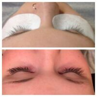 Eyelash extentions!!!