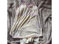 Cocoon maternity nursing pyjamas size 18-20