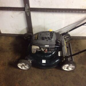 Yard Works 6.75 hp lawn mower