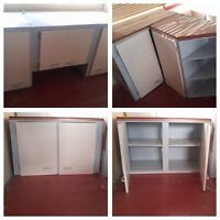REDUCED PRICE: Cabinets for sale! $100 OBO!