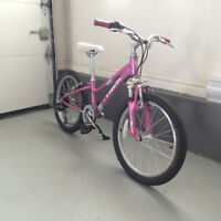 Vélo Trek MT60 pour fille