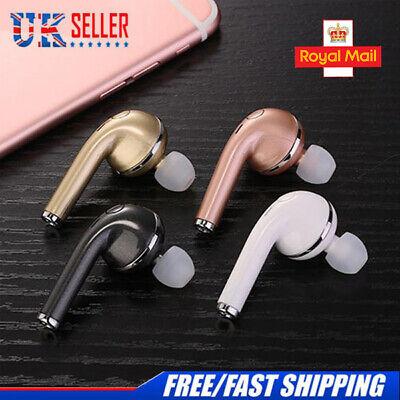 Handsfree Wireless Bluetooth Headset Earphone Earbud for iPhone 6 6s 7 8 Plus X