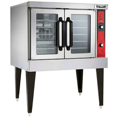 Vulcan Vc6ed-11d1 Full Size Electric Deep Depth Convection Oven - 208v 12.5 Kw