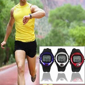 Exercise Pulse Heart Rate Monitor Calorie Counter Sports Watch Sydney City Inner Sydney Preview