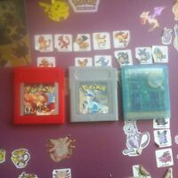 Pokemon Games and Gameboy Color