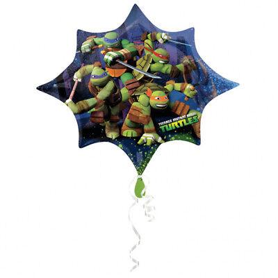 a Turtles ca. 80cm Luftballons Folienballon Geburtstag Figur (Ninja Turtle Ballons)