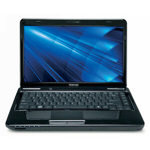 Toshiba Satellite L645D Dual Core Notebook - Parting