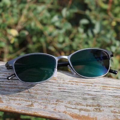 Color Change Reading Glasses Photochromic Eyeglasses Men Sunglasses Metal (Change Glasses)