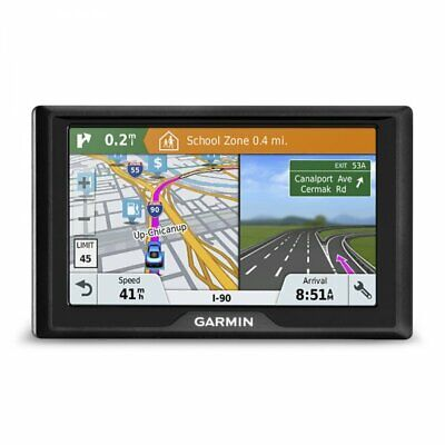 """Garmin Drive 61 LMT-S 6"""" GPS With Lifetime Maps of United States 010-01679-0C"""