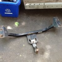 Reese Utility trailer hitch