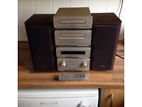 Technics stereo seperates