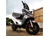 Wanted kymco super 9 parts