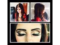 Hair,Nails,Henna and Makeup artist.