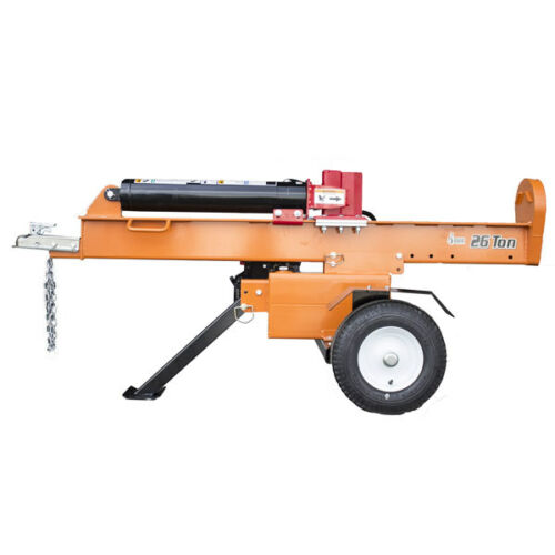 Brave 26 Ton Vertical Horizontal Gas Log Splitter Ebay