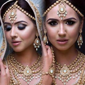 Makeup Artist /Bridal/Party And Free Model Makeup