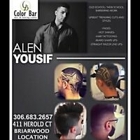 LOOKING FOR A BARBER?