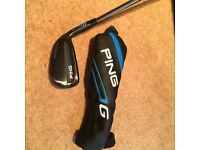 Ping Crossover, 4 iron, green dot with Tour 90 stiff shaft