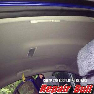 Repair Bull - Cheap Car Roof Lining Repairs 5 Year Warranty Brisbane City Brisbane North West Preview