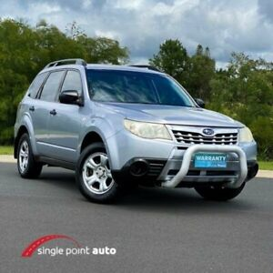 2011 Subaru Forester S3 MY11 X AWD Silver 4 Speed Sports Automatic Wagon Chevallum Maroochydore Area Preview