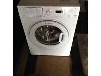 Hotpoint 6kg 1200spin washing machine.