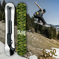 OLIVE SNOWBOARDS 2014 / 2015 - DEMOS + FACTORY SECOND BLOWOUT