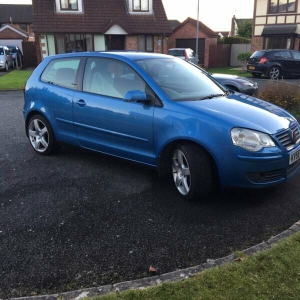 late 2005 vw polo sport rare 130 tdi sport model (2006 model) | in