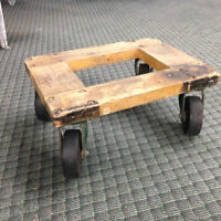 Heavy Heavy Duty Moving Dollie Industrial Strength