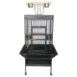 Quality sturdy bird cage aviary with gym 165cm Riverwood Canterbury Area Preview