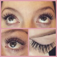 PROFESSIONAL AFFORDABLE EYELASH EXTENSIONS