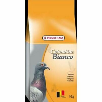 Versele Laga Colombine Bianco Parquet White Pigeon Supplement 5kg bag Mix Health