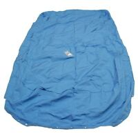 Blue boat mooring cover lost