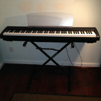 Yamaha Electric Grand Piano model Digital P95