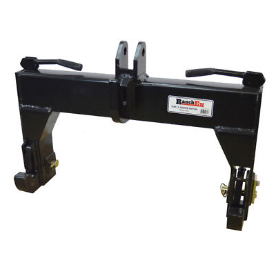 Quick Hitch Cat. 2 Heavy Duty For 3-point Implements - Ranchex