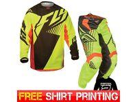 Fly motocross gear