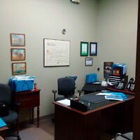 Office for rent Dougall location