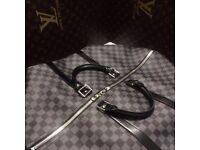Amazing Louis Vuitton monogram damier lv *55* unisex genuine designer
