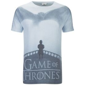 Game of Thrones Mens T-shirt (L)