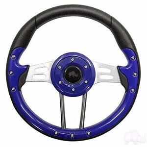 GOLF CART Steering Wheel and Adapter Package  FREE SHIPPING!