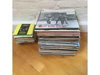 Vinyl albums and singles