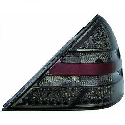 Rückleuchten Set für Mercedes SLK R170 96-04 LED Klarglas/Schwarz