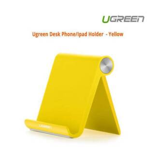 Ugreen Desk Phone/Ipad Holder  - Yellow