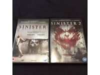 Sinister 1&2