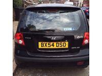 Hyundai Getz £380 1.4 Diesel 60 mpg, very cheap in insurance very cheap to drive