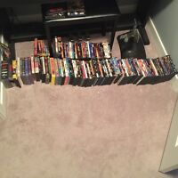 Selling dvd movies and box sets