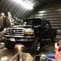 1995 F350 *sell or trade*