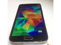SAMSUNG S5 UNLOCKED TO ALL NETWORK .