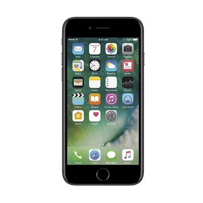 Apple iPhone 7 Black 32GB T-mobile 4G LTE MX8Y2LL/A