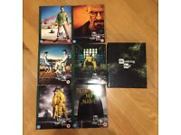 The brilliant breaking bad box set full 6 series in a box. Blue ray.